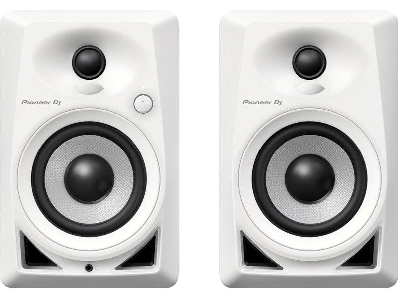 Speakers transparent monitor. Dm w inch compact