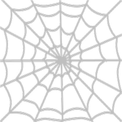 White spider web png. Roblox