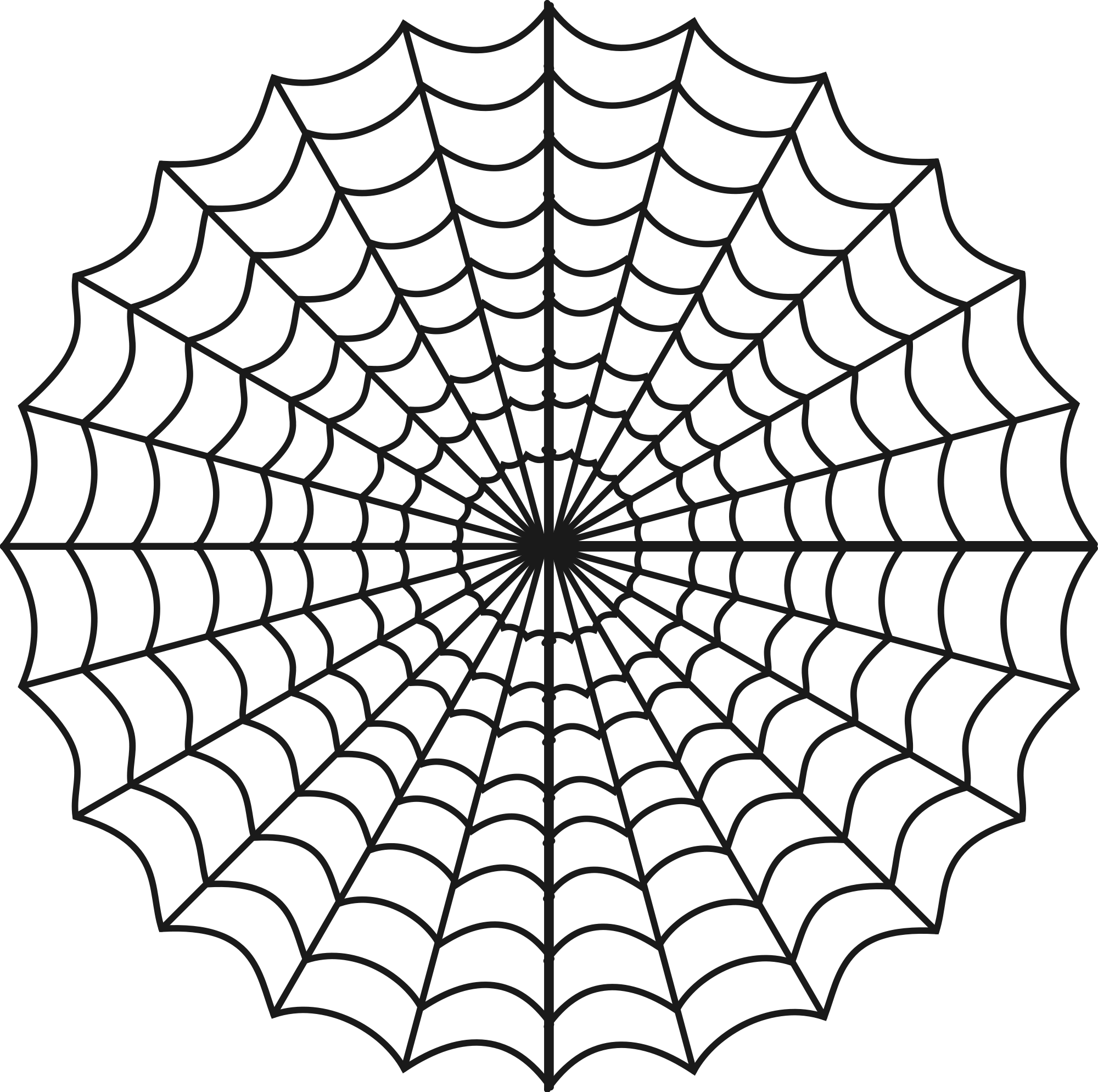 White spider web png. File spiders svg wikimedia