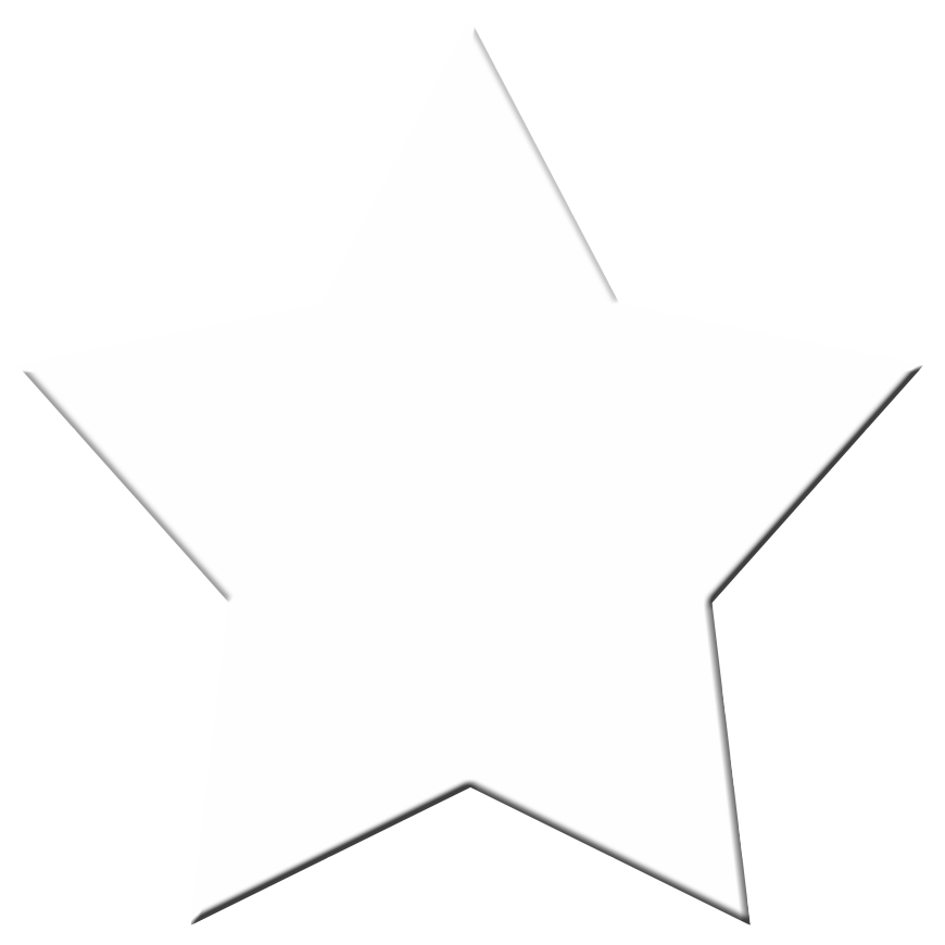 Star png white. Free download clip art