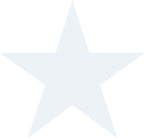 White stars png. Star icons vector free
