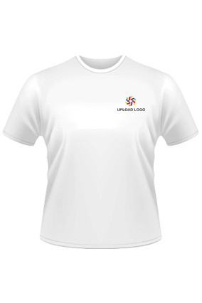 White t shirt template png. Corporate shirts promotional with