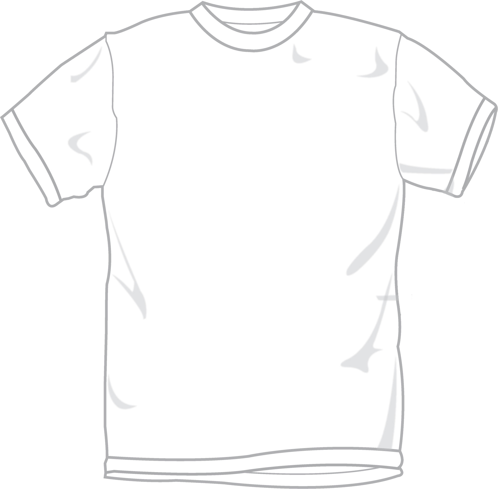 White t shirt template png. Business templates