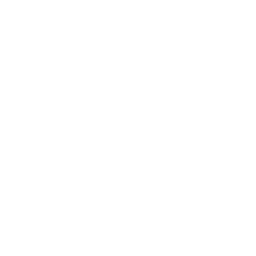 White telephone icon png. Image