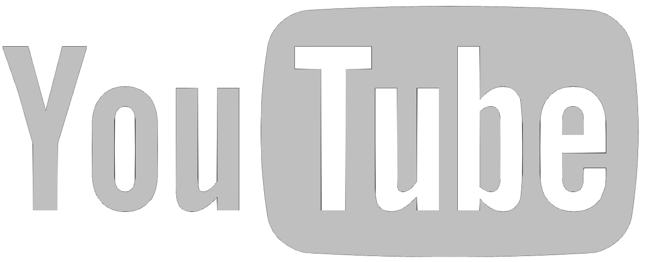 White youtube logo png. Images in collection page