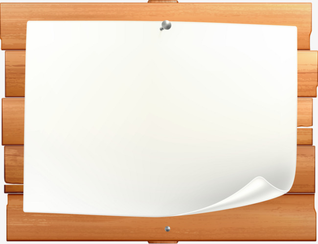 Whiteboard clipart drawing board. Wooden paper sketchpad on