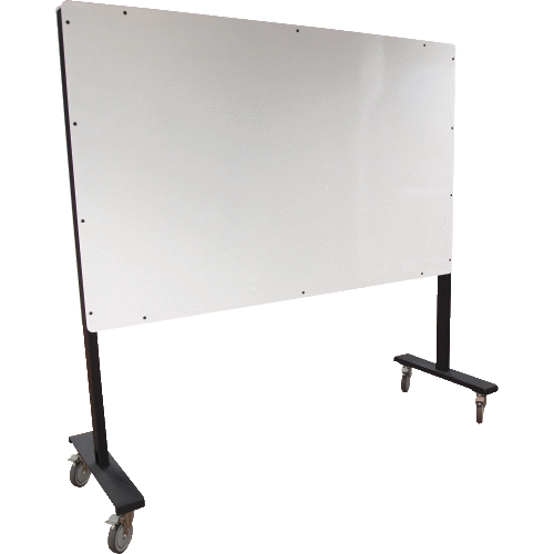 Board vector dry erase. Mobile magnetic boards visual