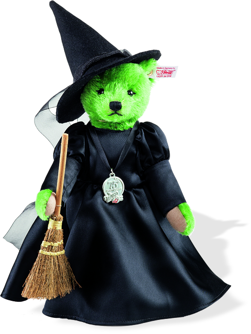 Wicked witch of the west png. Steiff bears
