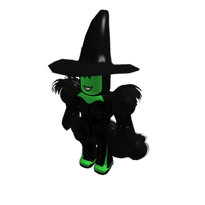 Wicked witch of the west png. Nd roblox