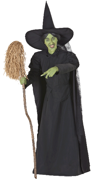 Wicked witch png. Image of the west