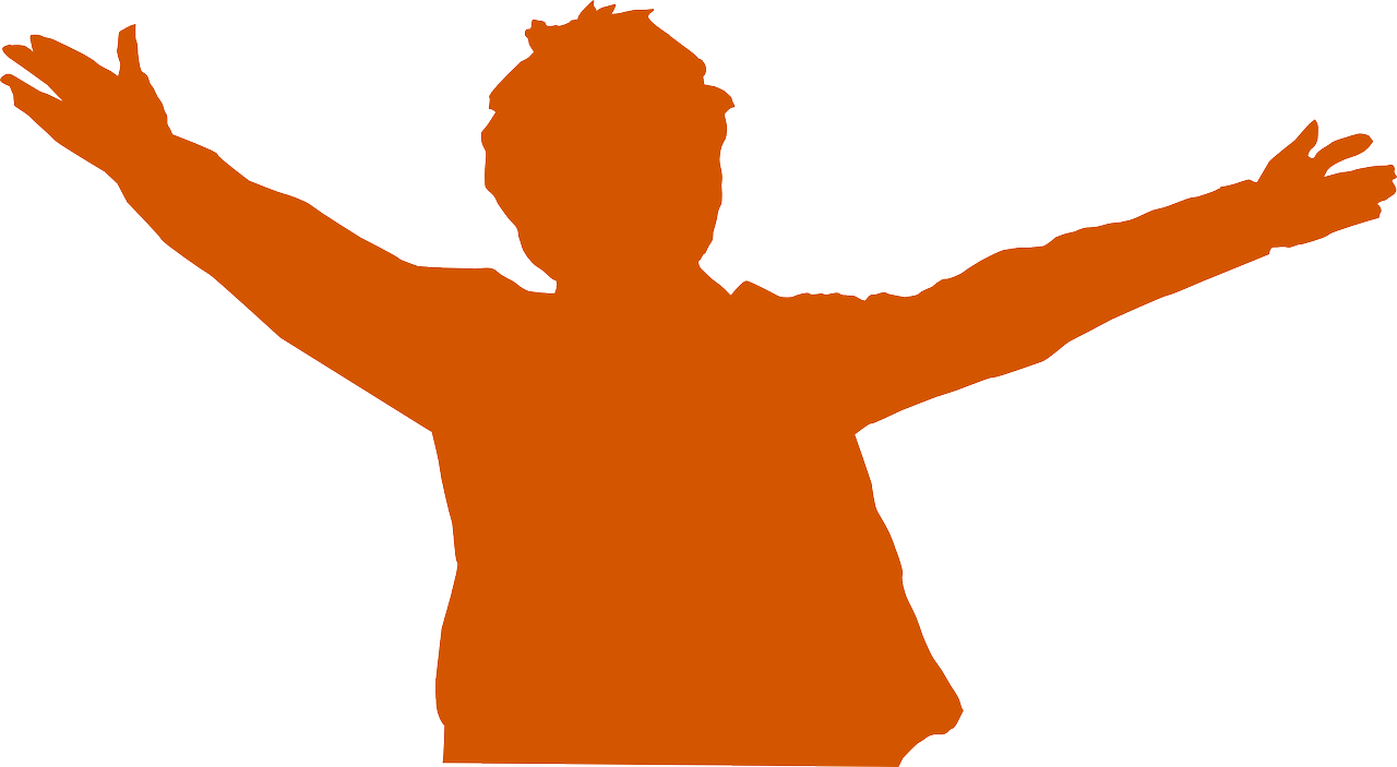 wide arms png