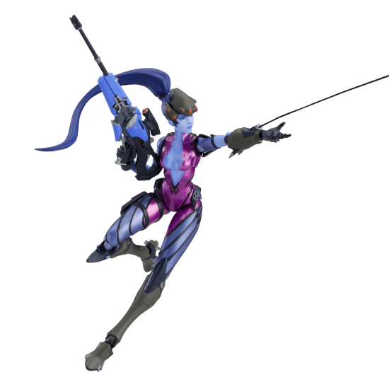 Widowmaker png. Figma blizzard gear store