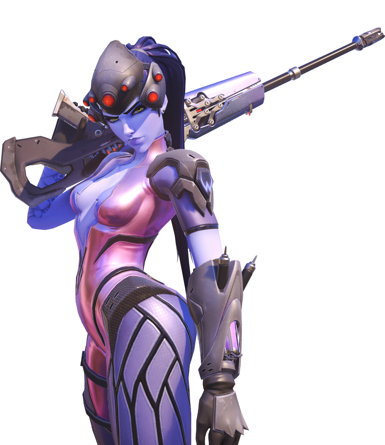 Widowmaker png logo. V video games thread