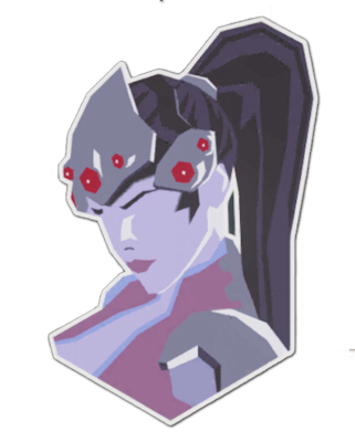 Widowmaker spray png. Image widow overwatch wiki