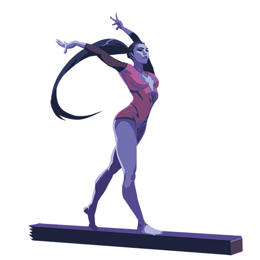 Widowmaker spray png. File gymnastics krctrz pinterest