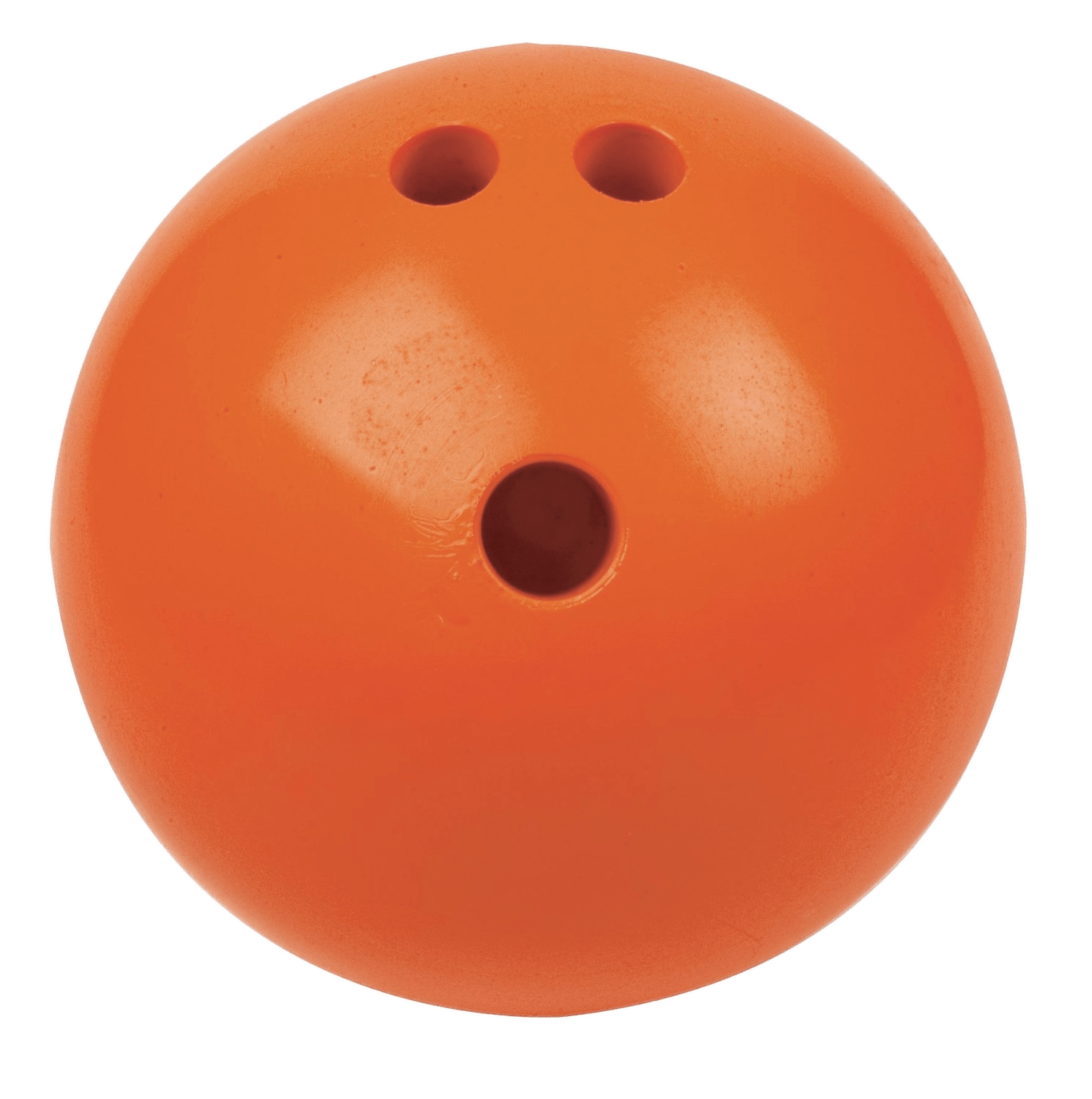 Wiffle ball png. Orange bowling transparent stickpng