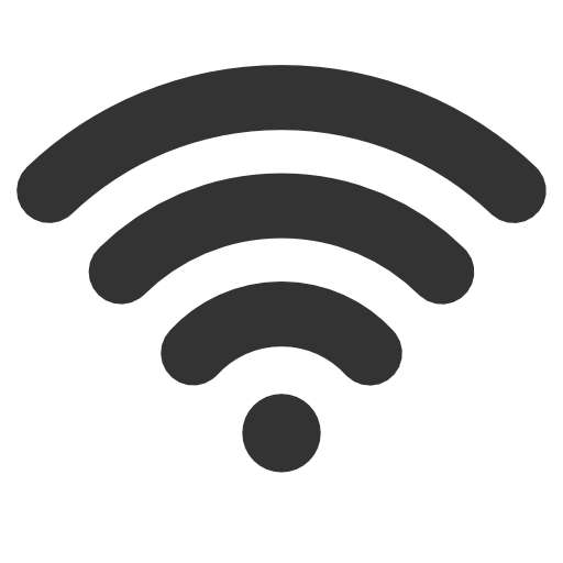 Wifi transparent background. Logo icon free icons