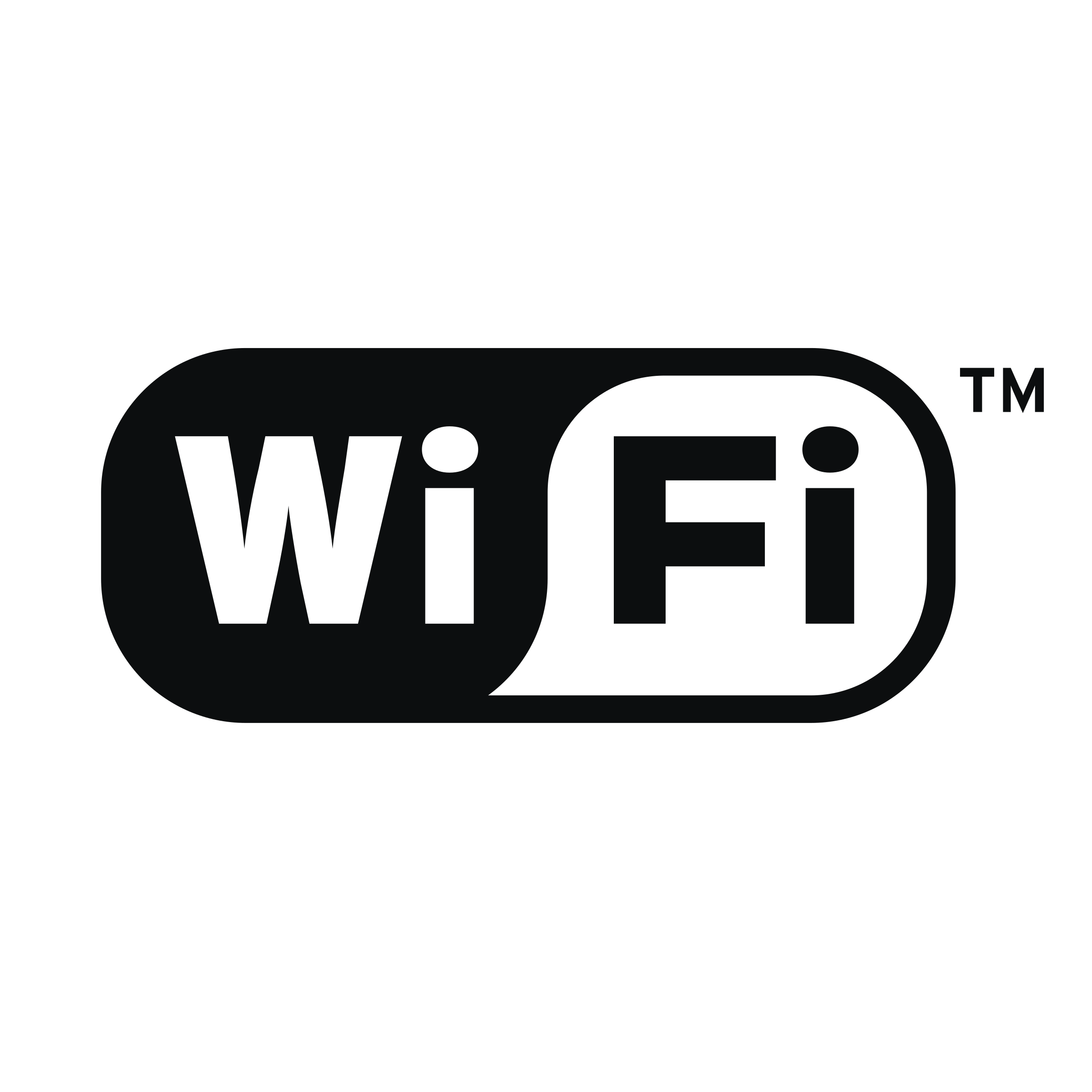 Wifi png logo. Transparent svg vector freebie