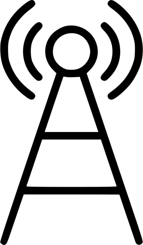 Wifi tower png. Free antenna icon download