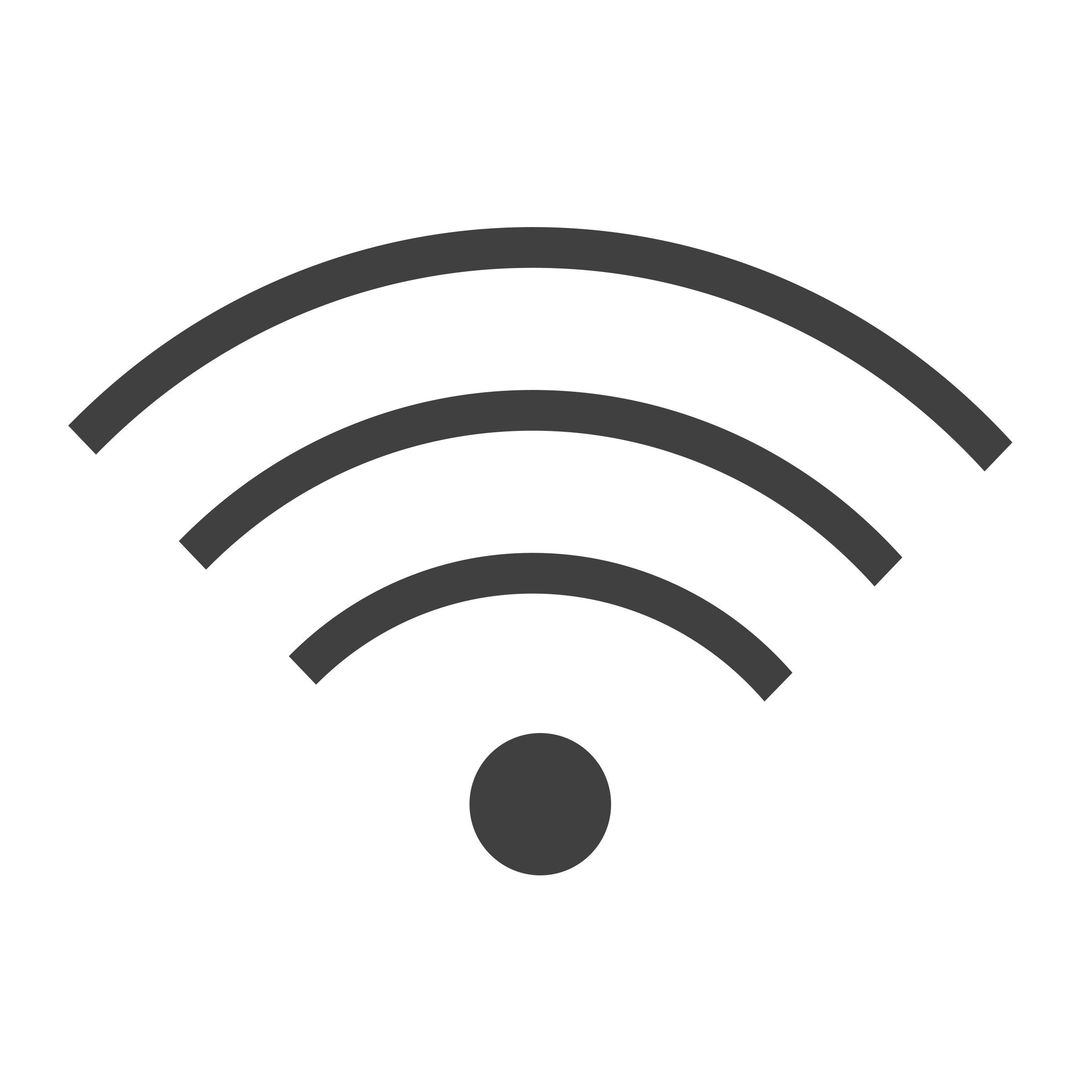 Wifi transparent clipart. Collection of black