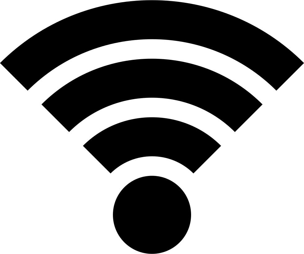 Wifi transparent svg. High png icon free