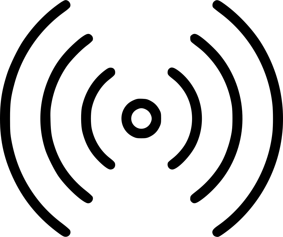 Wifi waves png. Connection signal radio antenna