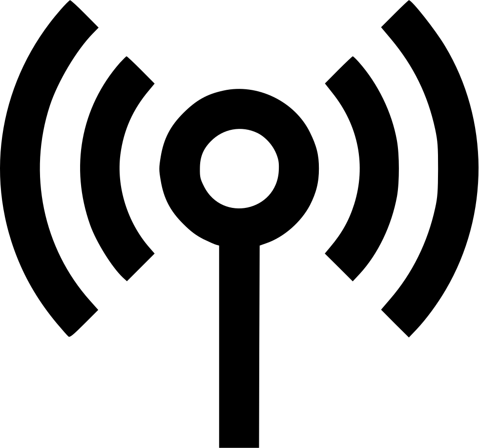 Wifi waves png. Antena signal wireless svg