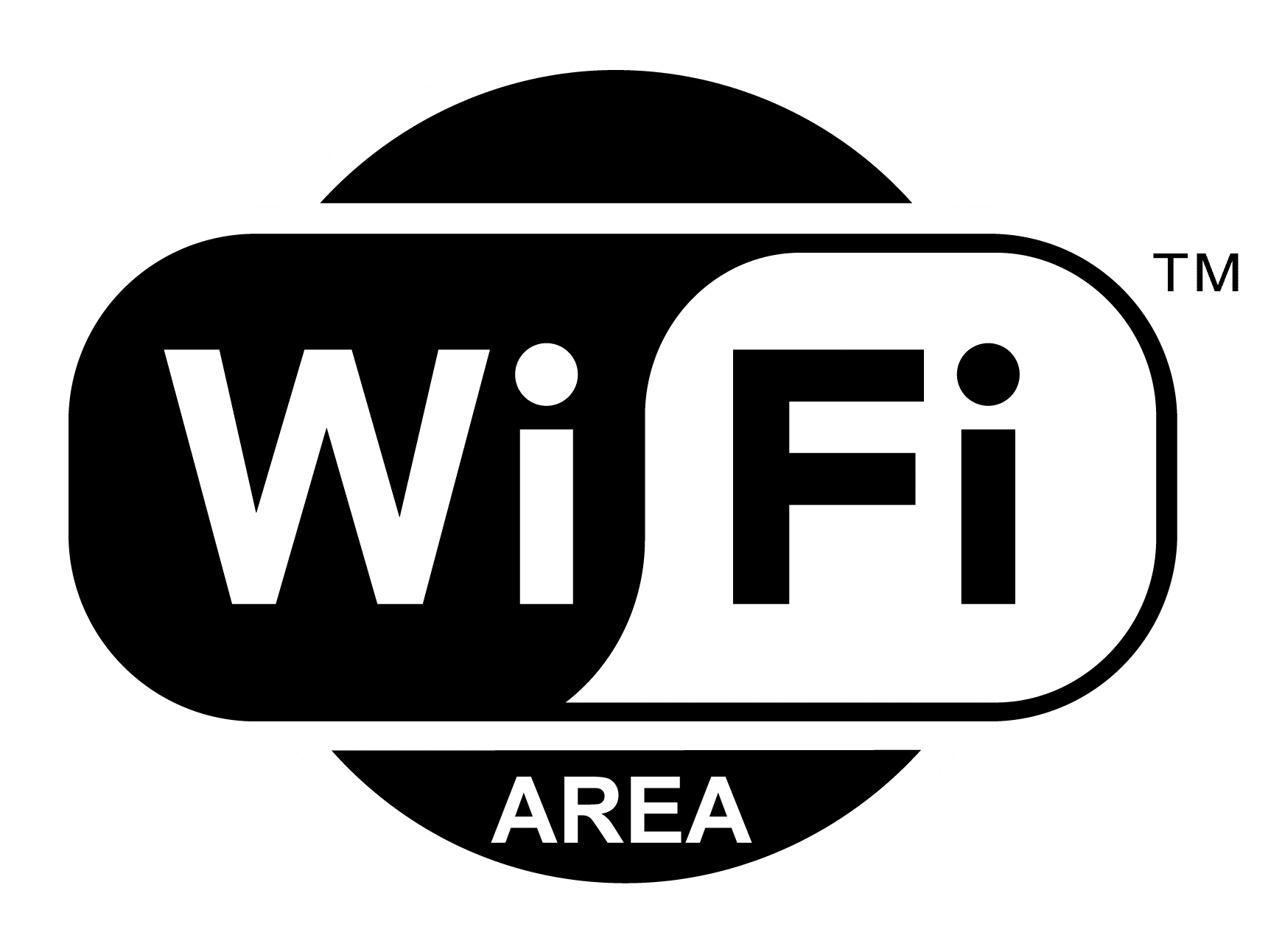 Wifi zone png. Official logo media rent