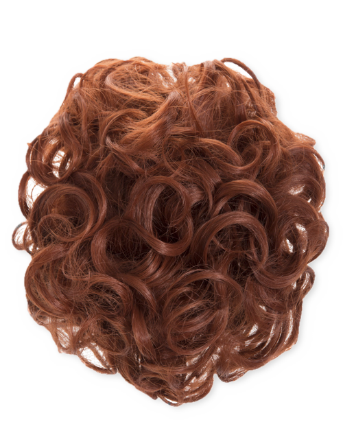 Wig clip claw. Wiiwomens curly in on