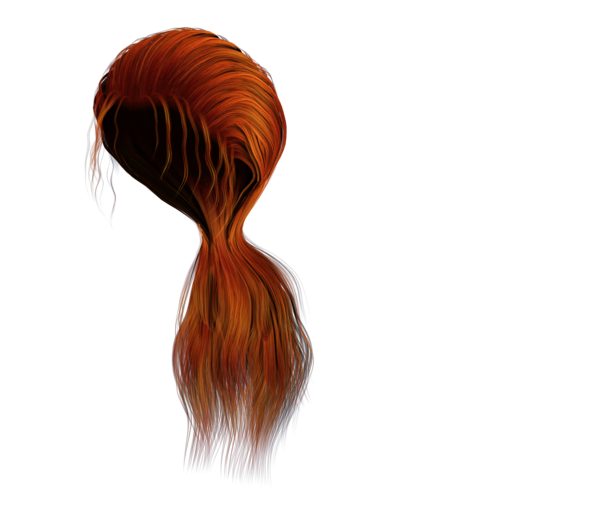 Wig clip ponytail. Free stock hair images