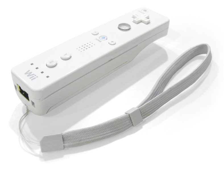 wii controller png