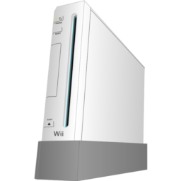 Wii transparent ico. A icon x pixels
