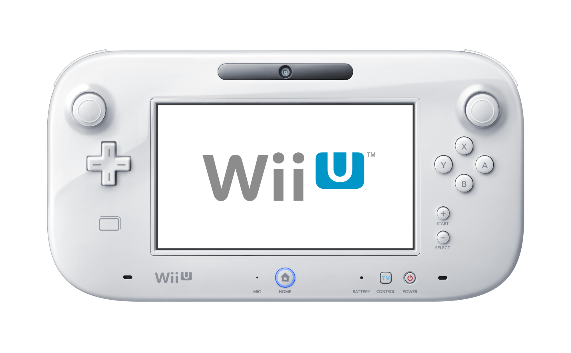 Transparent images pluspng image. Wii u controller png clip art black and white download