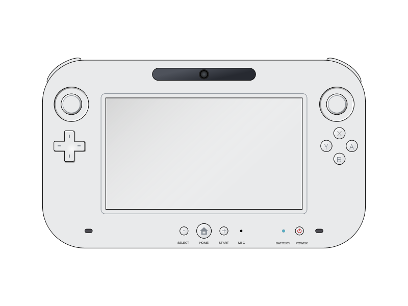 File nintendo svg wikimedia. Wii u controller png clipart transparent library