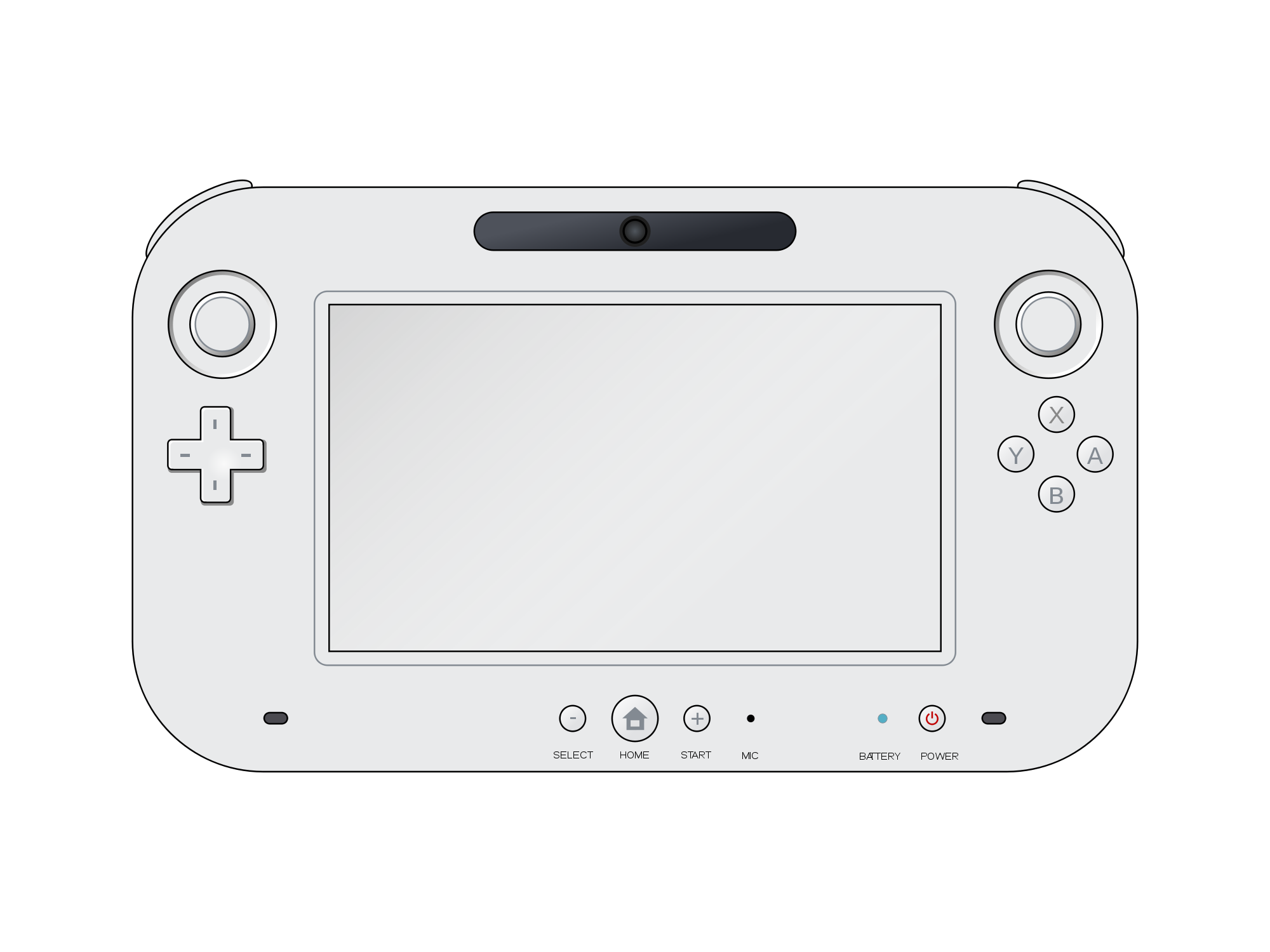 File nintendo svg wikimedia. Wii u controller png png freeuse library