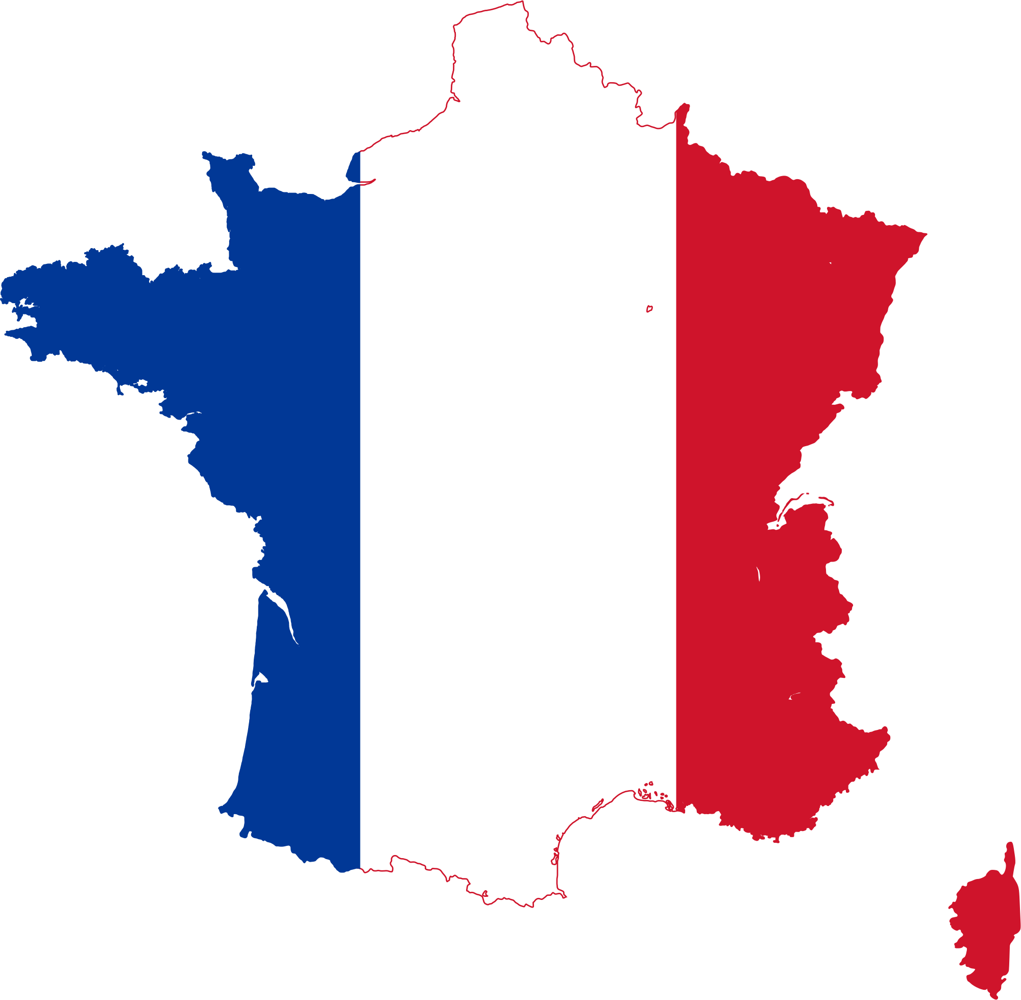 French clipart menu french. File france flag map