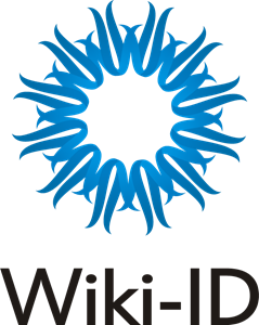 Wiki vector. Id logo eps free