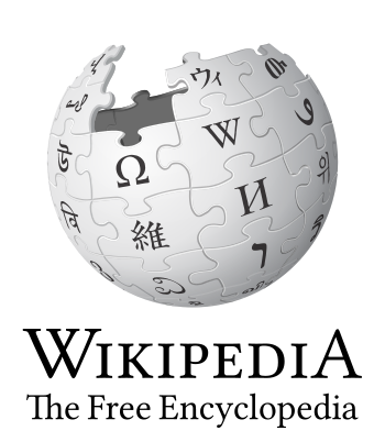 Wiki vector. Visual identity guidelines wikimedia