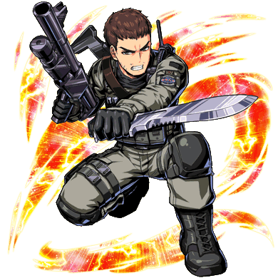Wiki vector resident evil. Image chris edonia outfit