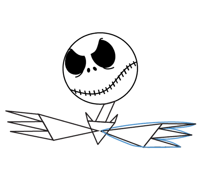 Wikihow drawing art. Jack skellington how to