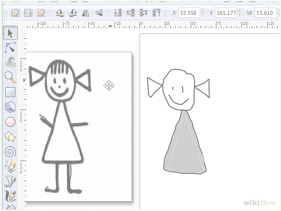 Wikihow drawing woman. How to create a