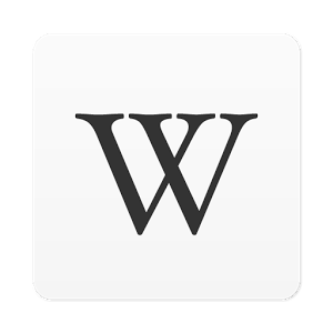 Wikipedia transparent encyclopedia. Mobile your favorite free