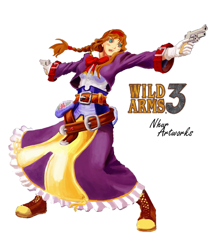Wild arms png. Virginia maxwell by nhur