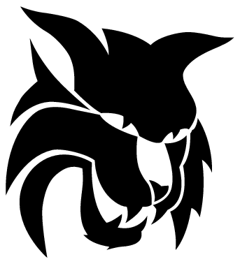 Wildcat svg clip art. Free cliparts download on
