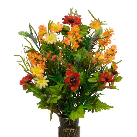Wildflower bouquet png. Flowers for cemeteries inc