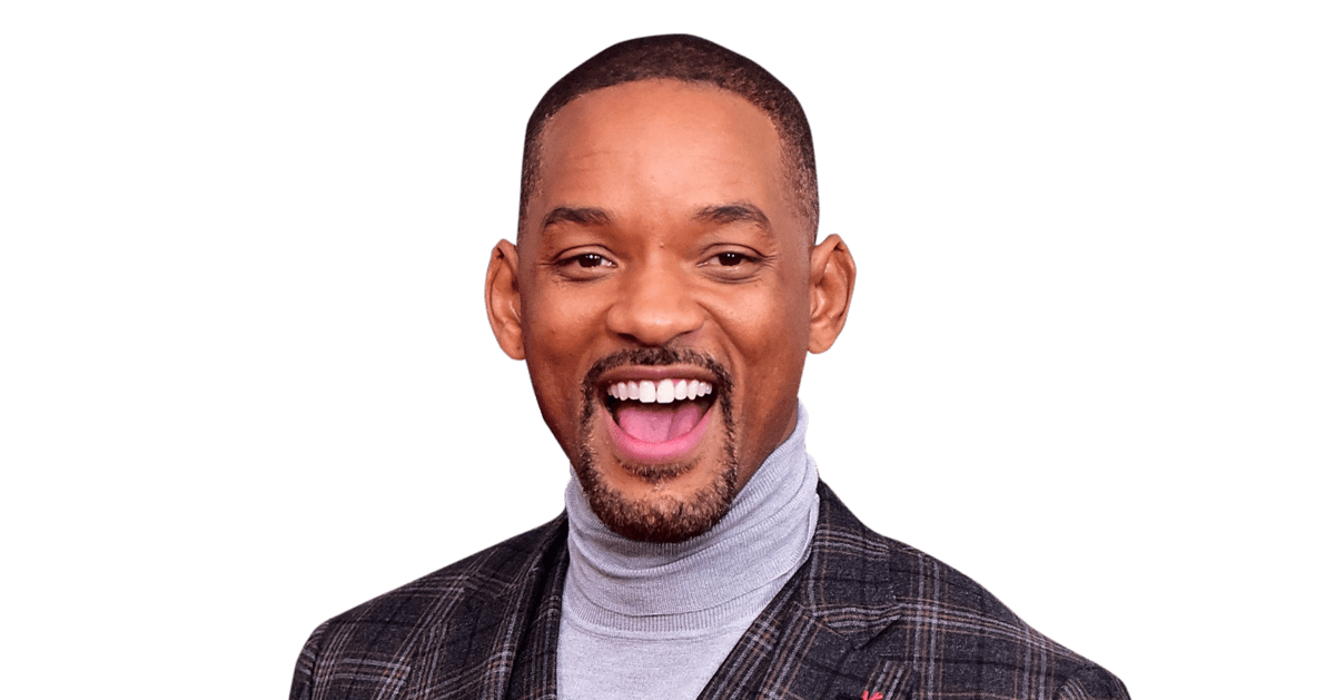 Will smith head png. May play the genie