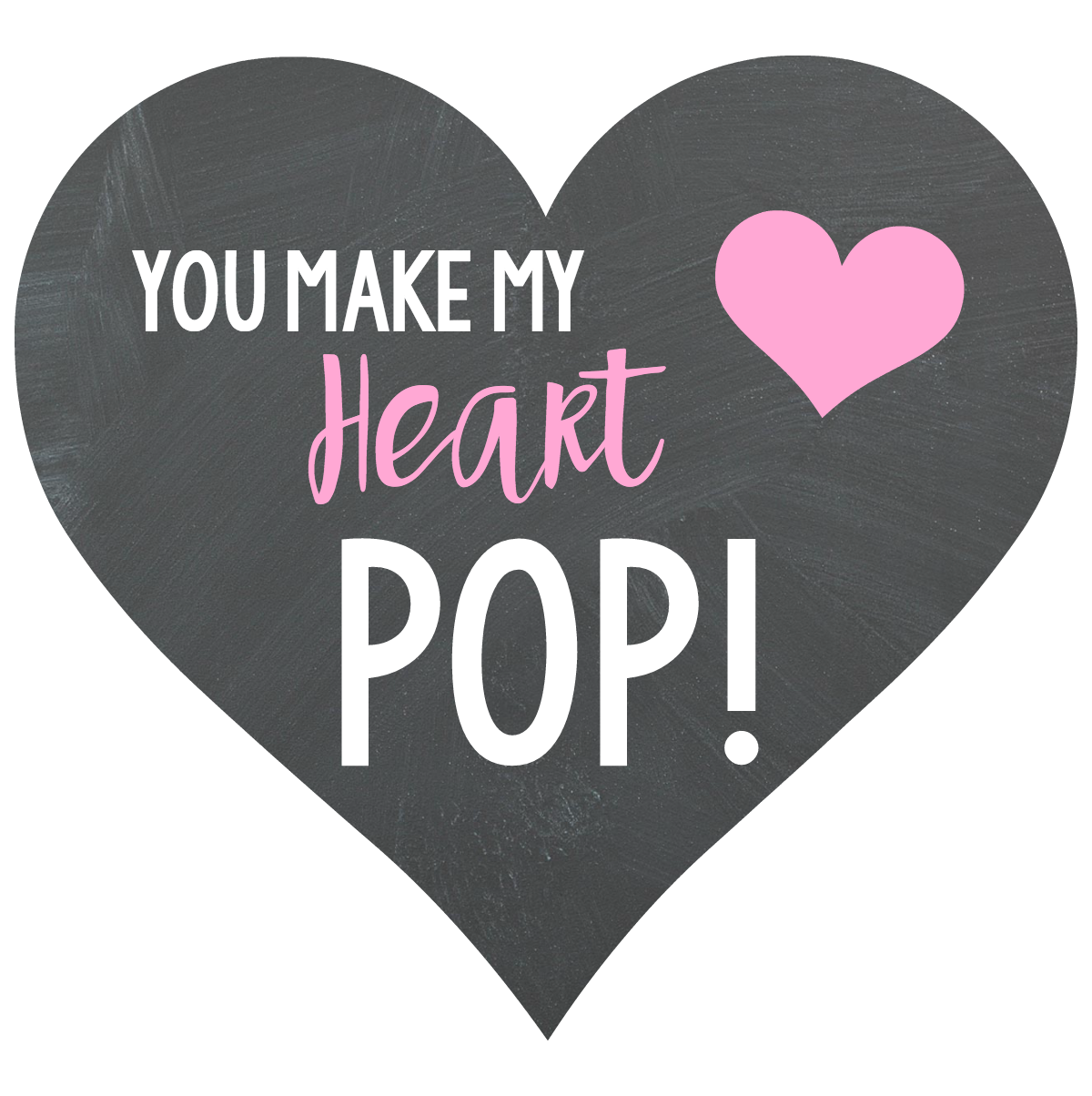 Will you be my valentine png. Make heart pop soda