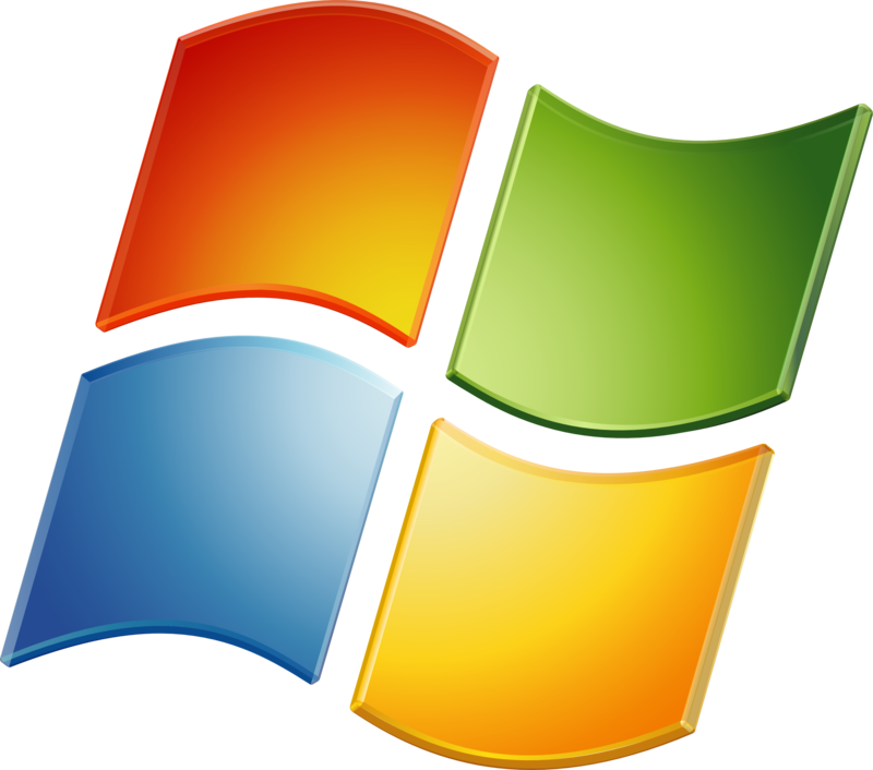 Pc logo png. Windows logos images free