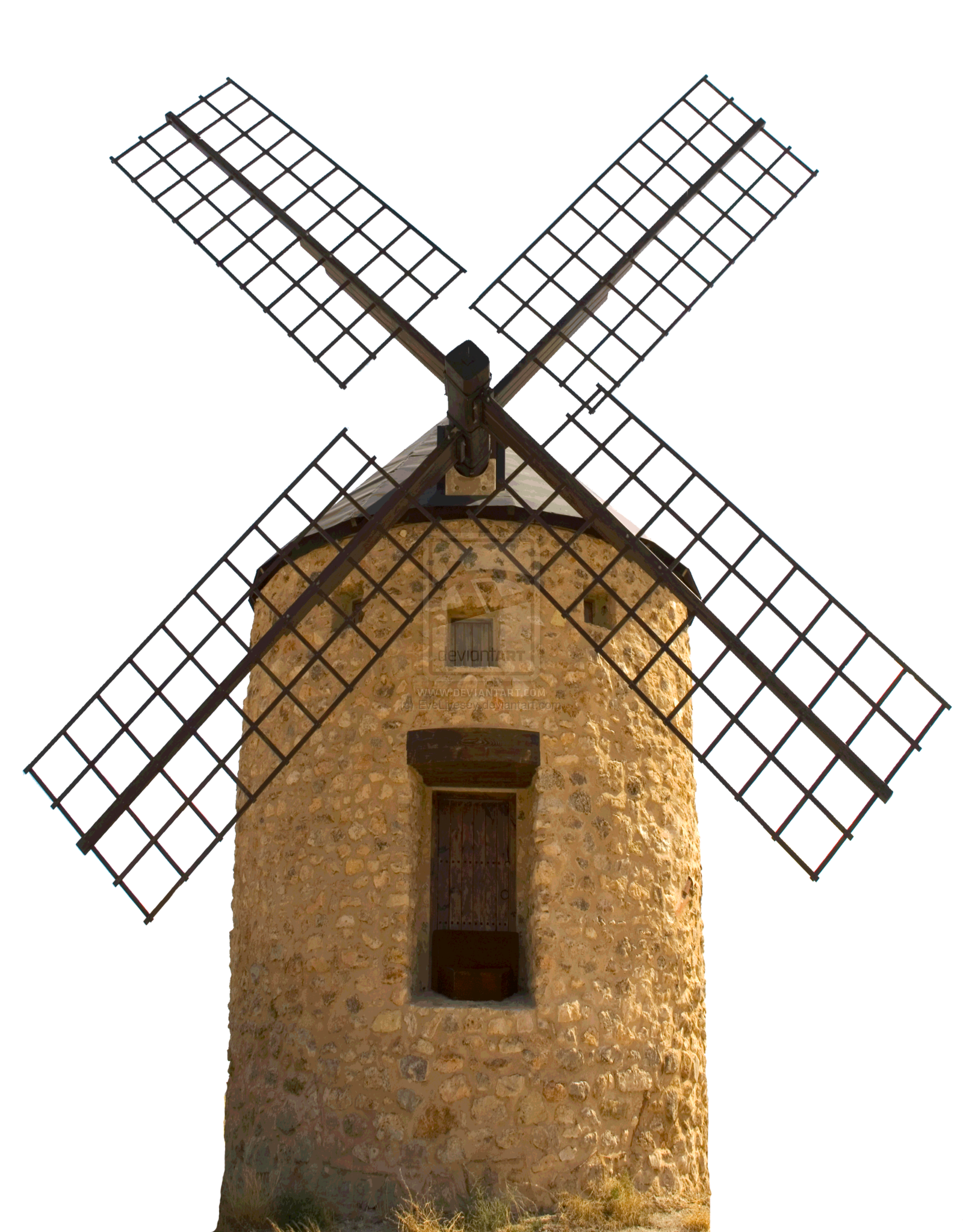 Wind mill png. Windmill by evelivesey deviantart