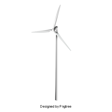 Vector windmill netherlands. Wind power png images
